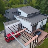 Tetőfedő anyagok – Miért válassz betoncserepet?
