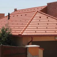 Zord időben is biztonságban a tető alatt