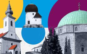 Magyarország legkülönlegesebb templomtetői