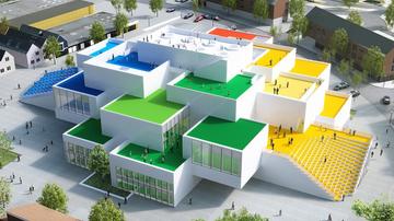 Büszkeségeink 1# - LEGO® ház Icopal fedéssel