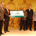 Telephely városait segítette a Heineken