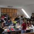 Kézművesházat kapott a gyermekfalu