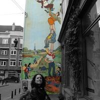 Alternatív városnézés - képregény túra Brüsszelben