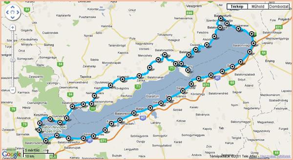 balaton körbetekerés térkép Ultrabalaton mosolyogva   jöttszembe balaton körbetekerés térkép