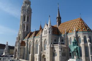 A Mátyás-templom felfedezése