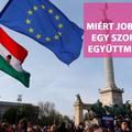 6 érv, miért jobb nekünk egy szorosabban együttműködő EU
