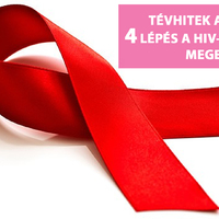 Tévhitek az AIDS-ről. 4 lépés a HIV-robbanás megelőzéséhez