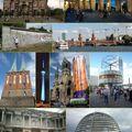 Berlini benyomások - utazás, szállás