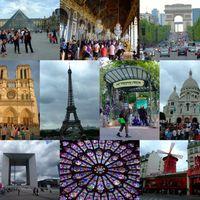 Párizsi benyomások