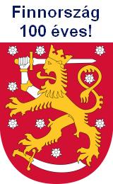 100 éves a független Finnország!