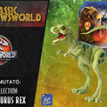 Jurassic Newsworld: Termékbemutató - Legacy Collection Tyrannosaurus rex