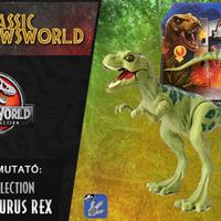 Jurassic Newsworld: Termékbemutató - Legacy Collection Tyrannosaurus rex