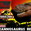 Jurassic Newsworld: Retró Termékbemutató - Kenner Tyrannosaurus Rex
