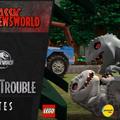 Lego Jurassic World: Double Trouble előzetes