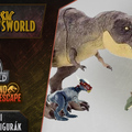 Jurassic Newsworld: Dino Escape - További Dino Escape figurák *Frissítve*