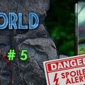 Jurassic Newsworld: Bevételfigyelő #5 és Hírek
