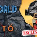Jurassic Newsworld: Termékbemutató - Legacy Jeep Wrangler