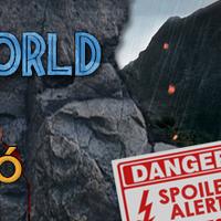 Jurassic Newsworld - Bukott birodalom - Panini gyűjtőkártyák
