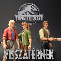 Jurassic World 3: A visszatérők