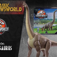 Jurassic Newsworld: Mattel Brachiosaurus