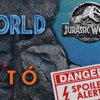 Jurassic Newsworld: Termékbemutató - Mosasaurus