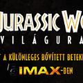 Jurassic World: Világuralom - Az IMAX betekintő előzetese