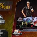 Jurassic Newsworld: Hírcsemege #11 - Legacy és Amber figura hírek
