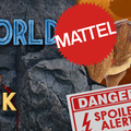 Jurassic Newsworld - New York Toy Fair #2 Mattel