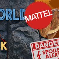 Jurassic Newsworld - New York Toy Fair #2 Mattel