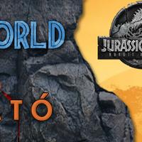 Jurassic Newsworld: Termékbemutató - Owen és az ifjú Blue