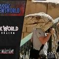 Jurassic Newsworld: Jurassic World: Világuralom - Dinoszauruszok Máltán!