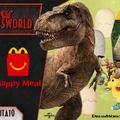Jurassic Newsworld: Krétakori tábor - McDonald's: A nagy bemutató