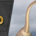 Jurassic Newsworld: A Brachiosaurus
