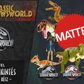 Jurassic Newsworld: Mattel - Visszatekintés - Második rész