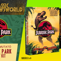 Jurassic Newsworld: Termékbemutató - Jurassic Park Legacy Kit