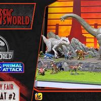 Jurassic Newsworld: New York Toy Fair - Játékáradat #2