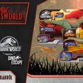 Jurassic Newsworld: A 2021-es Mattel játékvonalról