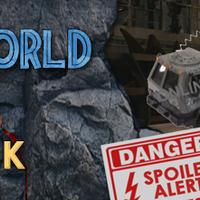 Jurassic Newsworld - Szivárgások a játékokról #2