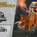 Jurassic Newsworld: Termékbemutató - Triceratops