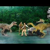 Jurassic World Live Tour – Hivatalos előzetes