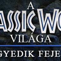A Jurassic World világa: Negyedik fejezet