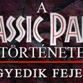 A Jurassic Park /// története: Negyedik fejezet