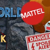 Jurassic Newsworld - New York Toy Fair #1 Mattel