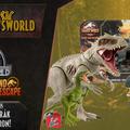 Jurassic World: Dino Escape - Újabb figurák a láthatáron!