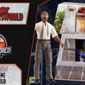 Jurassic Newsworld: SDCC 2021 - Jurassic Park Final Scene Ray Arnold
