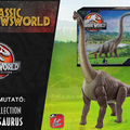 Jurassic Newsworld: Termékbemutató - Legacy Brachiosaurus
