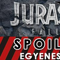 Jurassic World: Bukott birodalom - Spoileres fotók a forgatásról