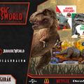 Jurassic Newsworld: Hírcsemege #9 - Új hírek, új figurák