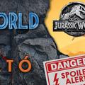 Jurassic Newsworld: Termékbemutató - Thrash 'N Throw Tyrannosaurus rex
