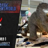 Jurassic Newsworld: Jurassic World 3 - Az új dinoszaurusz